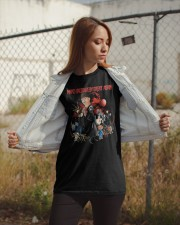 Make Halloween great again 01 Classic T-Shirt apparel-classic-tshirt-lifestyle-07