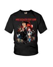 Make Halloween great again 01 Youth T-Shirt thumbnail