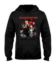 Make Halloween great again 01 Hooded Sweatshirt thumbnail