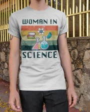 Woman in Science Classic T-Shirt apparel-classic-tshirt-lifestyle-21