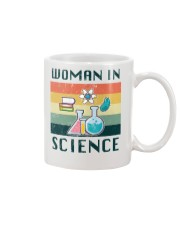 Woman in Science Mug thumbnail