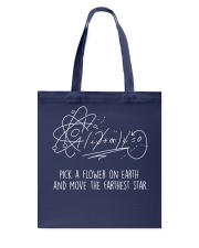 Paul Dirac Equation Tote Bag thumbnail