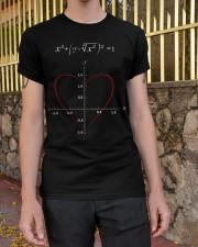 The love formula Classic T-Shirt apparel-classic-tshirt-lifestyle-21