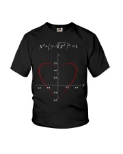 The love formula Youth T-Shirt tile
