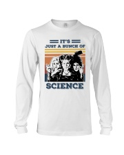 It's Just A Bunch Of Science Long Sleeve Tee thumbnail