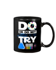 Do Or Do Not There Is No Try Mug thumbnail