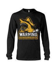Shark warning Long Sleeve Tee thumbnail