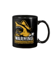 Shark warning Mug thumbnail