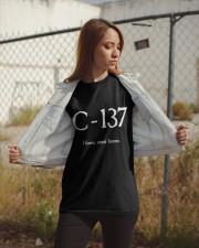 C-137 Classic T-Shirt apparel-classic-tshirt-lifestyle-07