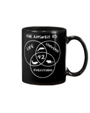 The Answer To Life Universe Everything Mug thumbnail
