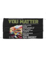 You Matter Cloth face mask thumbnail