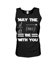 May the force be with you Unisex Tank thumbnail