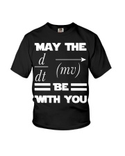 May the force be with you Youth T-Shirt thumbnail