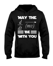 May the force be with you Hooded Sweatshirt thumbnail