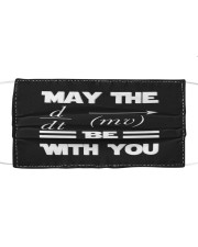 May the force be with you Cloth face mask thumbnail