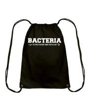 Bacteria Drawstring Bag thumbnail