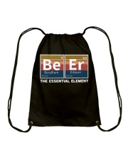 beer the essential element Drawstring Bag thumbnail