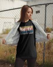 beer the essential element Classic T-Shirt apparel-classic-tshirt-lifestyle-07