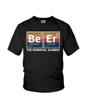 beer the essential element Youth T-Shirt thumbnail