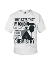 Who says that Alcohol Youth T-Shirt thumbnail