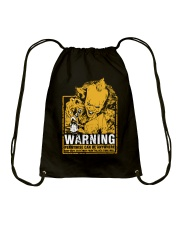 Pennywise Warning Drawstring Bag thumbnail