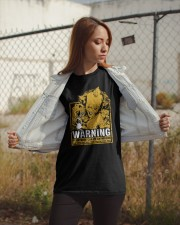 Pennywise Warning Classic T-Shirt apparel-classic-tshirt-lifestyle-07