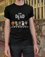 The dead Classic T-Shirt apparel-classic-tshirt-lifestyle-21