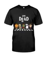 The dead Classic T-Shirt front