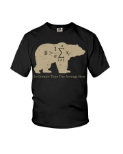 Be greater than the average bear Youth T-Shirt thumbnail