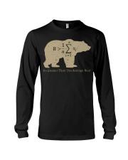 Be greater than the average bear Long Sleeve Tee thumbnail
