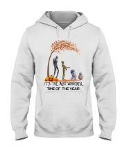 It's the most wonderful Hooded Sweatshirt front