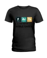 Farts Ladies T-Shirt thumbnail