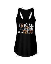 Trig or treat Ladies Flowy Tank thumbnail