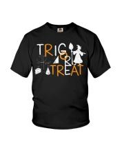Trig or treat Youth T-Shirt thumbnail
