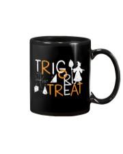 Trig or treat Mug thumbnail