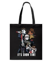 It's show time Tote Bag tile