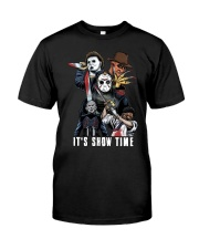 It's show time Classic T-Shirt front
