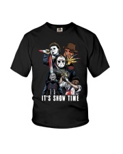 It's show time Youth T-Shirt thumbnail