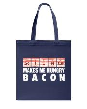 Bacon hungry Tote Bag thumbnail