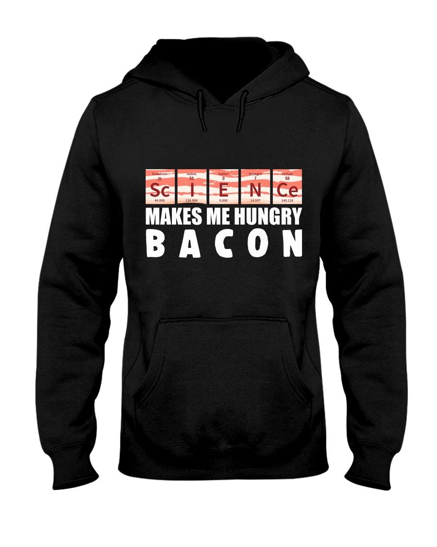 Bacon hungry Hooded Sweatshirt