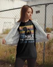 Female - ironman Classic T-Shirt apparel-classic-tshirt-lifestyle-07
