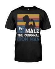 Female - ironman Classic T-Shirt front