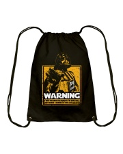 If Only You Knew The Power Drawstring Bag thumbnail