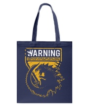 Gozdila warning Tote Bag thumbnail