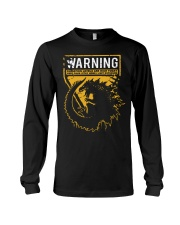 Gozdila warning Long Sleeve Tee thumbnail