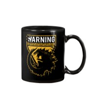 Gozdila warning Mug tile