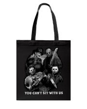 You can't sit with us Tote Bag thumbnail