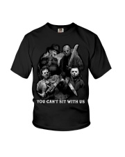 You can't sit with us Youth T-Shirt thumbnail