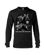 You can't sit with us Long Sleeve Tee thumbnail