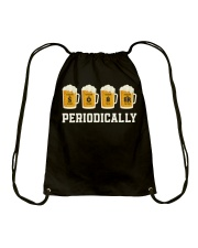 Sober periodically Drawstring Bag thumbnail